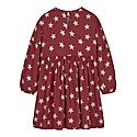 Bessie Star Print Dress, ${color}