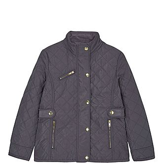 Light Quilted Jacket