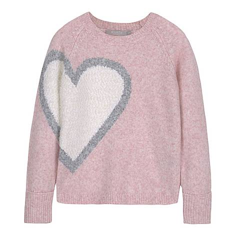 Heart Intarsia Sweater, ${color}