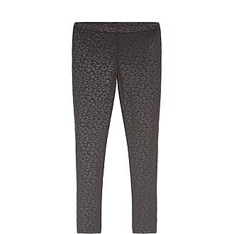 Animal Textured Leggings
