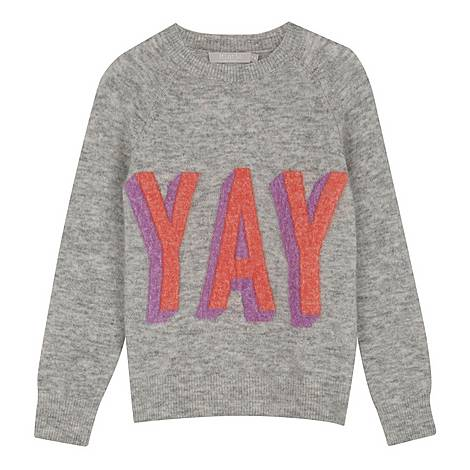YAY Fluffy Sweater, ${color}