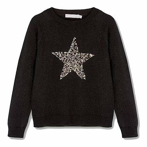 Animal Star Sweater, ${color}