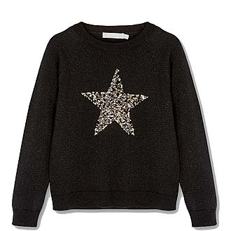 Animal Star Sweater