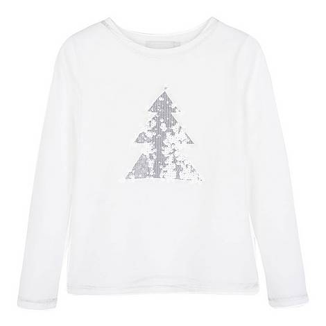 Sequin Tree T-Shirt, ${color}