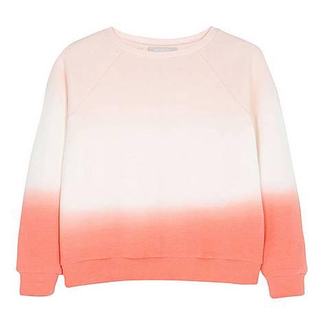 Dip-Dye Sweatshirt, ${color}