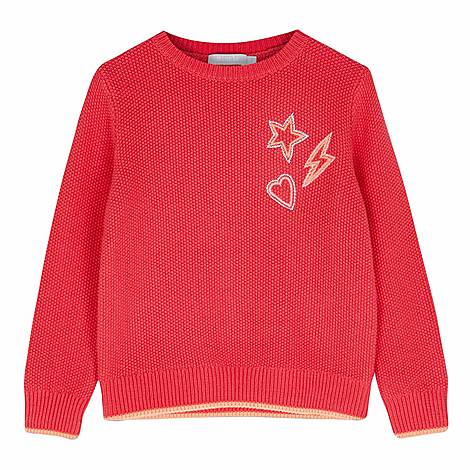 Embroidered Sweater, ${color}