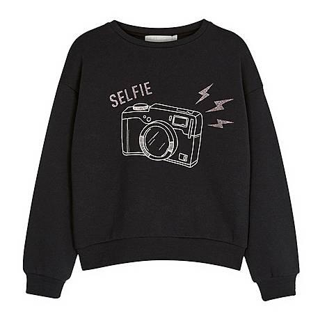Camera Print Sweatshirt, ${color}