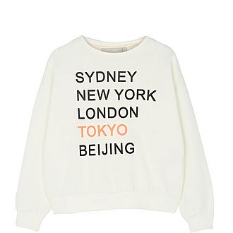 City Names Sweatshirt