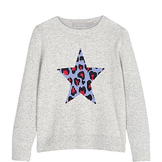Sia Animal Star Sweater
