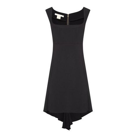 Marica Asymmetric Dress, ${color}