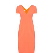 Maria V-Neck Dress