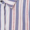 Wight Stripe Blouse, ${color}