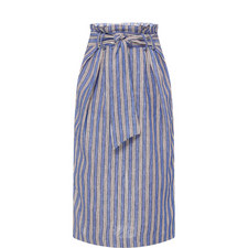Jordon Striped Skirt