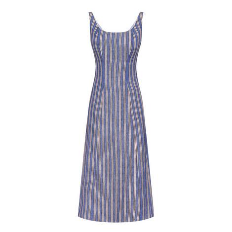 Georgia Stripe Dress, ${color}