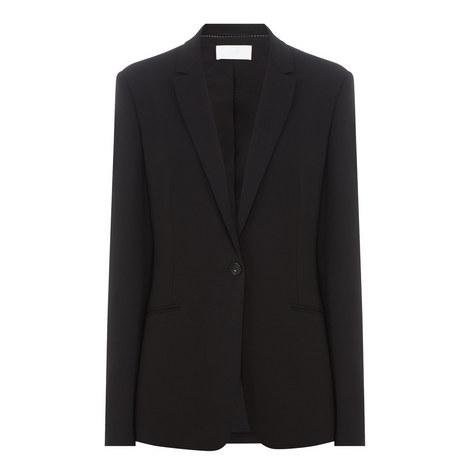 Single Button Jacket, ${color}