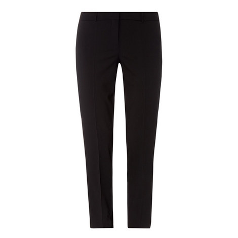 Tiluna Cropped Trousers, ${color}