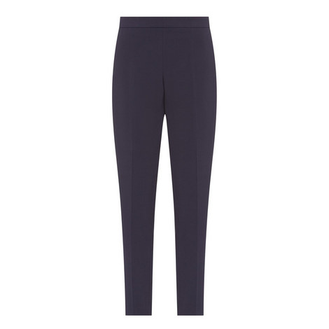 Tiluna Straight Fit Pants, ${color}