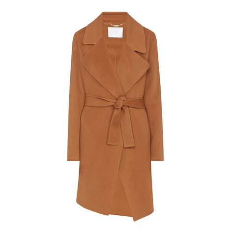 Citana Self-Tie Coat, ${color}