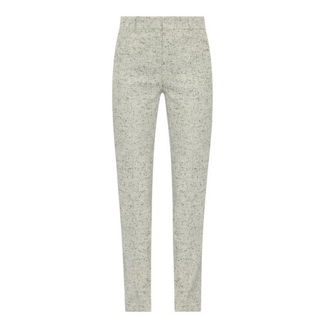 Acnes Tweed Trousers, ${color}