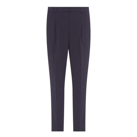 Tobaluka Straight Fit Trousers, ${color}