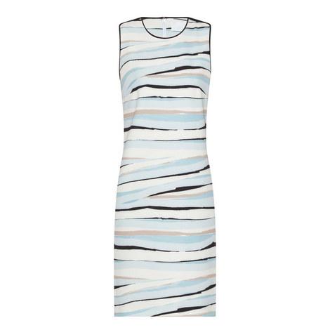 Dipinita Print Dress, ${color}
