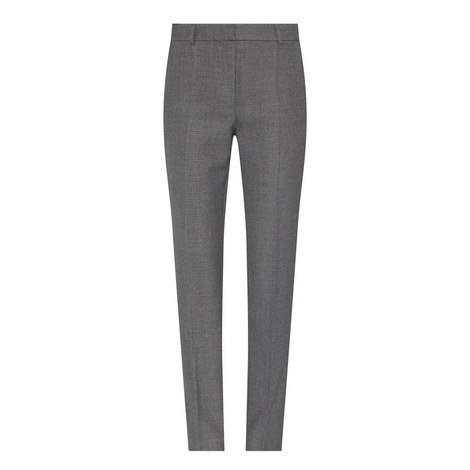 Agnes Straight Fit Trousers, ${color}