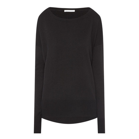 Farga Boat Neck Sweater, ${color}