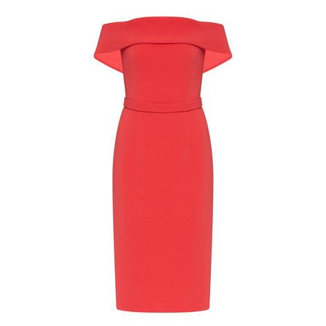 Diany Off-Shoulder Dress, ${color}