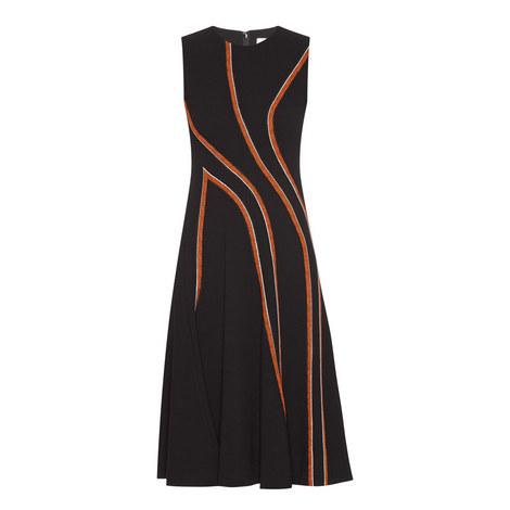 Derici Printed Dress, ${color}