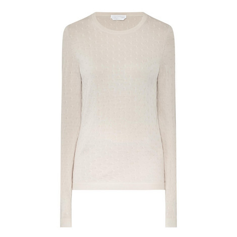 Faunia Virgin Wool Sweater, ${color}