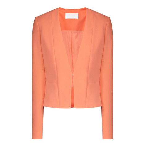 Jemida Seamed Tailored Jacket, ${color}