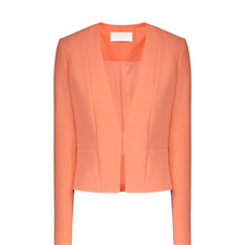 Jemida Seamed Tailored Jacket