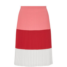 Visena Plissé Skirt