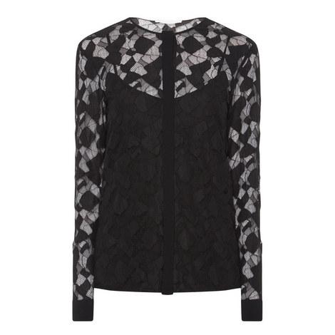Banela Lace Shirt, ${color}