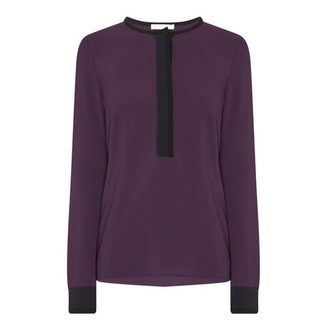 Isolana Tailored Blouse, ${color}