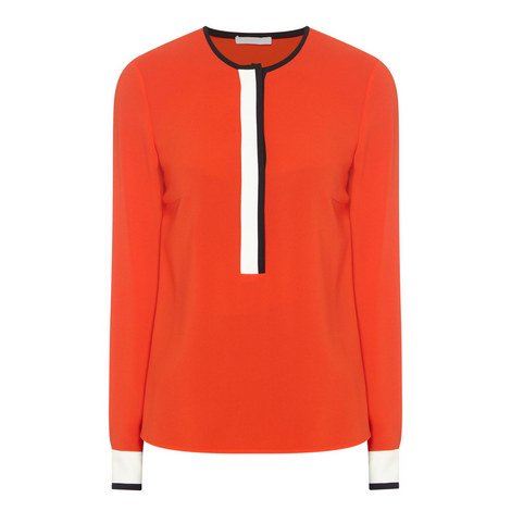 Isolani Colour-Block Shirt, ${color}