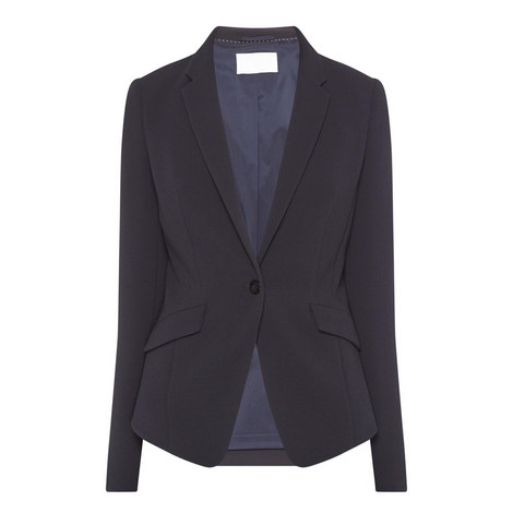 Jalania Fitted Blazer, ${color}