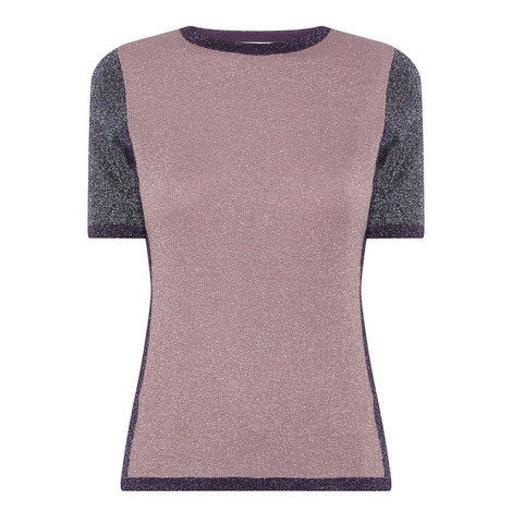 Fifer Lurex Sweater, ${color}