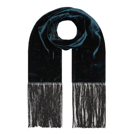 Laisha Velvet Scarf, ${color}