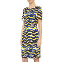 Dashiba Printed Dress, ${color}