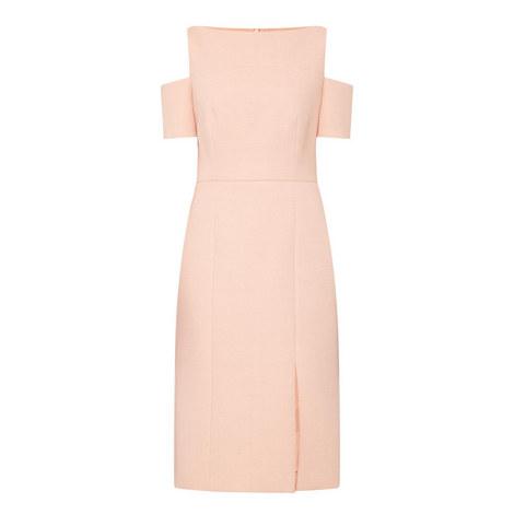 Denaka Cold-Shoulder Dress, ${color}