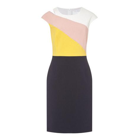 Danouk Tri-Colour Dress, ${color}