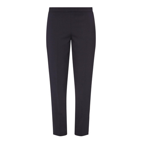 Side Zip Trousers, ${color}