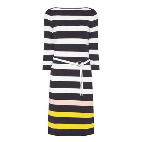 Elsara Stripe Dress , ${color}