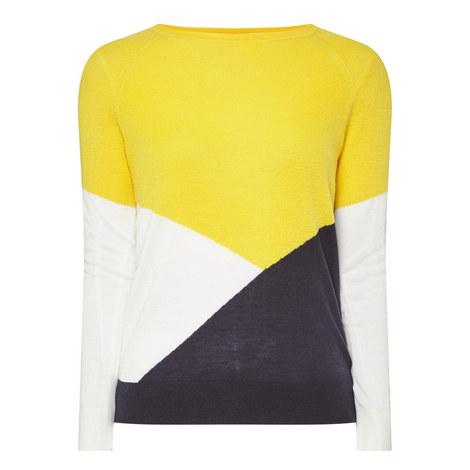Farrow Colour-Block Sweater, ${color}