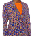 Jalarea Double-Breasted Button Jacket, ${color}