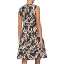 Leaf Print Dress, ${color}