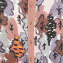 Contemporary Print Cardigan, ${color}