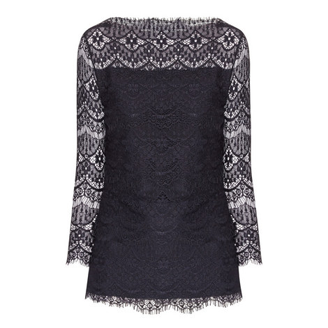 Evronia Lace Top, ${color}