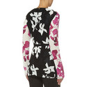 Sempers Print Knitted Cardigan, ${color}